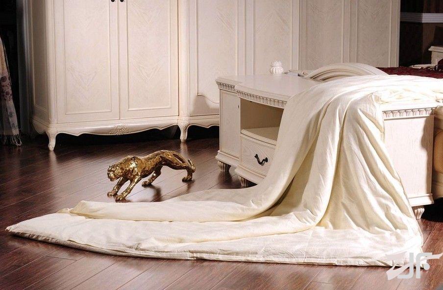 生活中怎样使用、护理和保养床上用品蚕丝被