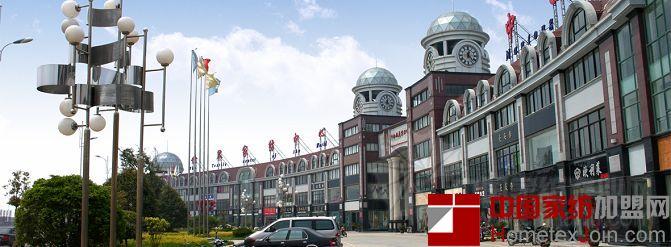 川姜镇着力推进南通家纺城全面快速发展