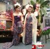 2013上海国际家纺展--美女篇(只给看,不给摸哦)