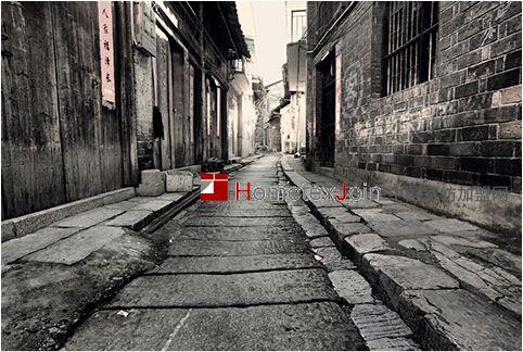 南通记忆---海安石板街