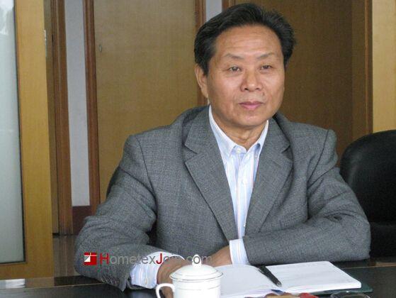 南通双弘纺织有限公司董事长杨广泽
