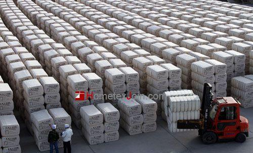 纺企吐槽:纺织原料成本过高  压力太大