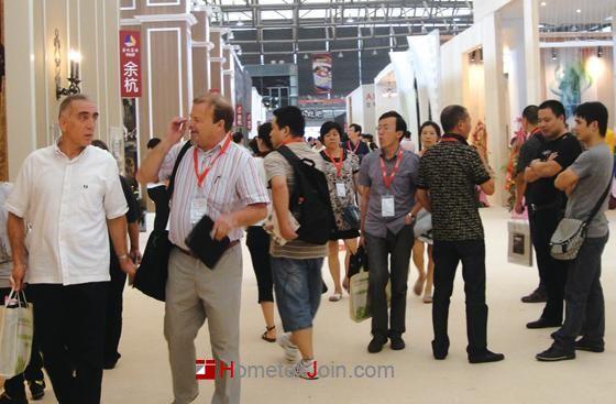 2014中国国际家纺展产业集群之——余杭展团
