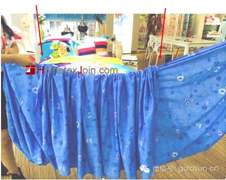 家纺模特的陈列是家纺门店(展厅)产品陈列的一个重点