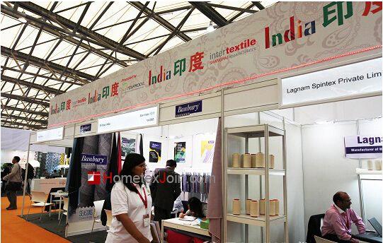 2014中国国际家纺展(秋冬)将新增2个印度展团