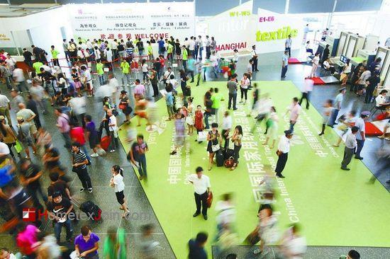 家纺展20年记忆(三):中国家纺进入飞跃期