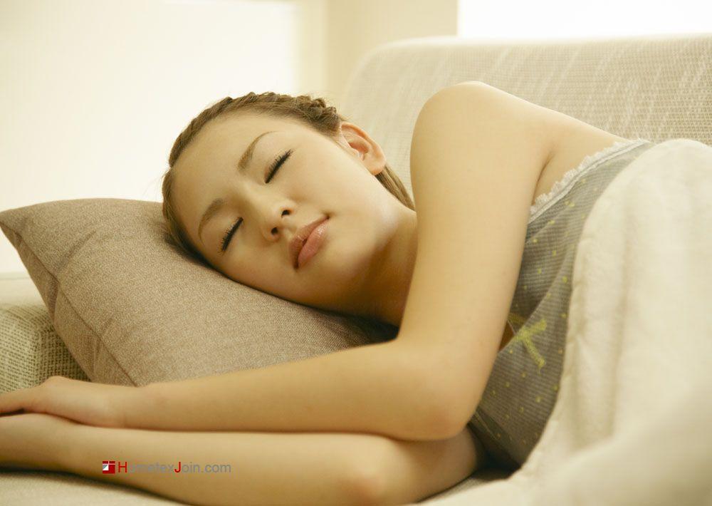 女性睡眠的六大禁忌 美女