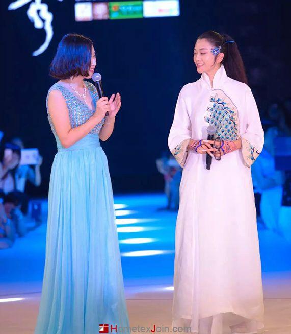 富安娜家纺2015秋冬新品发布会引领时尚风潮
