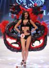 2015环球小姐中国区决赛内衣秀中国韵味十足